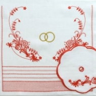 Венчальные наборы и рушники