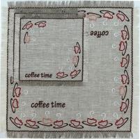 """Столовый комплект """"Coffe time"""""""