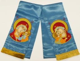 Закладка для Евангелия. Икона Божией Матери